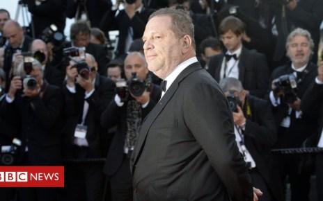 98285796 harvey afpgetty - German actress Emma Loman sues Harvey Weinstein for alleged rape