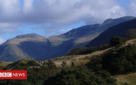 98337424 scafell - Climber dies in Lake District cliff fall