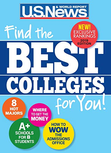 Best Colleges 2019 Find the Best Colleges for You - Best Colleges 2019: Find the Best Colleges for You!