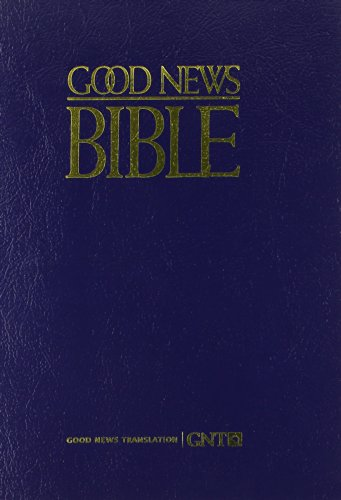 Good News Bible Large Print - Good News Bible (Large Print)