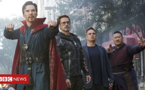 101033187 avengers1 - The streaming wars: Can Disney topple Netflix?