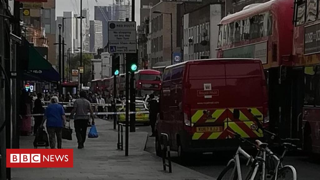 103208612 dltenw8w4aazmvp - Woman struck by hit-and-run cyclist in Dalston dies