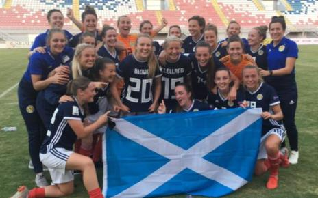 103294594 img 1163 - Scotland Women qualify for World Cup for the first time