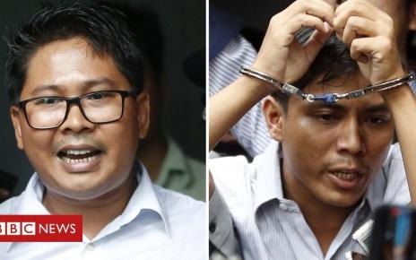 103298116 hi049032913 - Myanmar's jailed reporters and Suu Kyi's silence