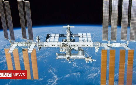 103305813 mediaitem103305812 - ISS: Spacecraft hole could be 'deliberate'