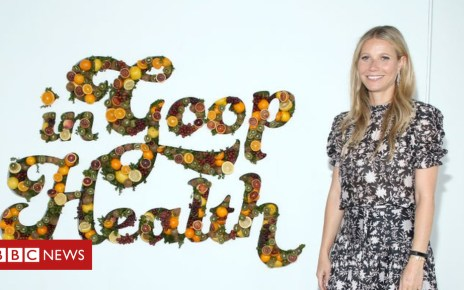 103308063 gettyimages 970627992 - Gwyneth Paltrow's Goop pays over vaginal egg claims