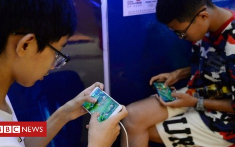 103315603 mediaitem103315602 - State data to be used to limit child gamers in China
