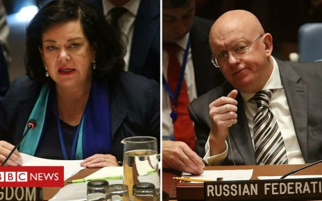 103325778 p06kh3ws - UK and Russia trade blows at the UN