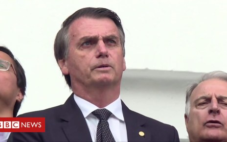 103344522 p06kn8c1 - Five things about Brazil's right-wing presidential candidate
