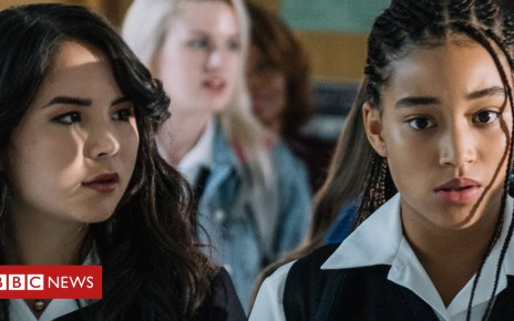 103351753 hateugive 01 - Toronto Film Festival: Hate U Give lead found casting criticism 'hard'