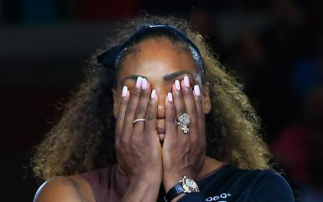 103354215 williams osaka getty - US Open 2018: Tennis is the 'loser' after Serena Williams final controversy, says Sue Barker