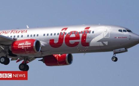 103357584 jet - British man dies after falling ill on Jet2 flight to Ibiza
