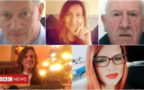 103359599 westminsterattackvictims - Westminster attack: Acting Met boss witnessed PC stabbing