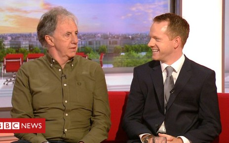 103367195 p06ks1q0 - Mark Lawrenson's cancer diagnosis and other TV stars 'saved' by viewers
