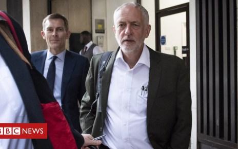103372813 7f3888cf dbb3 4d52 93d7 8c2543de3848 - Jeremy Corbyn tells Labour MPs to turn their fire outwards