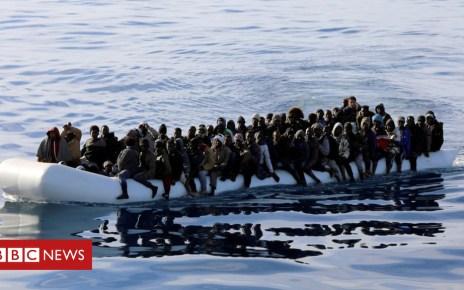 103376124 mediaitem103376123 - Migrant crisis: Scores drown off Libyan coast
