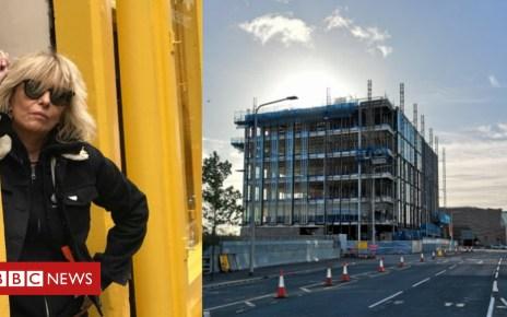 103376214 collagehynde - Pretenders star Chrissie Hynde slams office block 'monstrosity'
