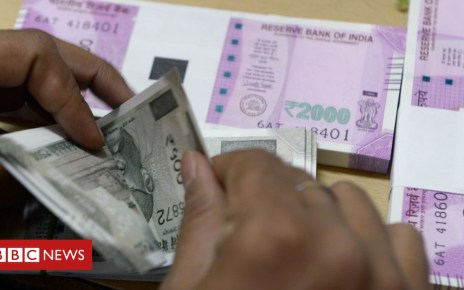 103389489 gettyimages 625464948 - Viewpoint: What can stop India's rupee plunge?