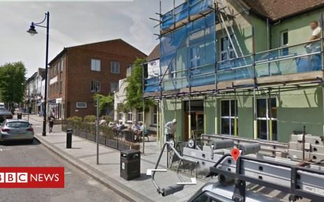 103389859 mediaitem103389858 - Boy, 7, dies after fall from pub wall in Romford