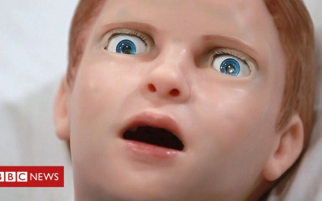 103431656 p06l46vp - The robot child patient for doctors and other news