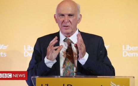 103450975 mediaitem103450974 - Lib Dems: Tax wealth to create £100bn 'citizen's fund'