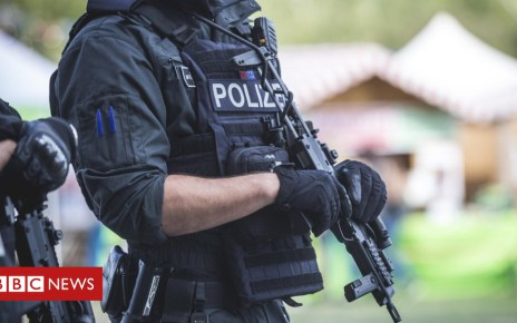 103453980 gettyimages 1029211806 - Germany migrants: Police investigate attacks on migrants