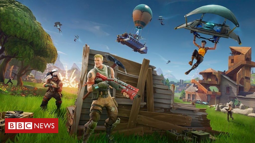 103466753 fort - Fortnite: The world-famous game that's never topped the charts