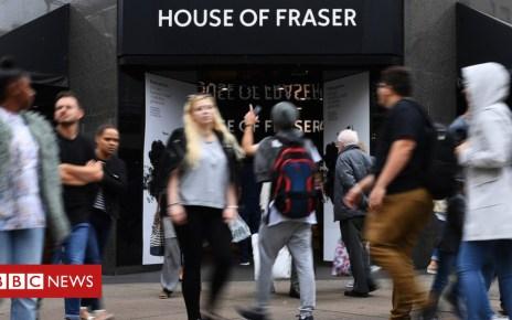 103467271 hi048596914 - Anger mounts over House of Fraser gift cards