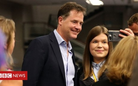 103468156 mediaitem103468152 - EU could extend Brexit process to give UK more time - Nick Clegg