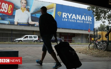 103492014 ryanairgettyimages 1014340836 - Ryanair investors 'may lose voting rights'