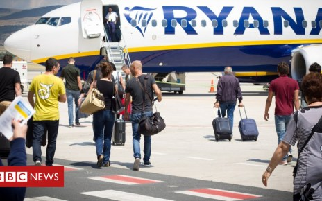 103521606 gettyimages 841723192 - Ryanair to cancel 190 flights on Friday across Europe