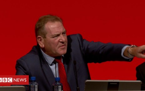 103555704 p06m0gsk - Labour official Andy Kerr sorry for Catholic jibe