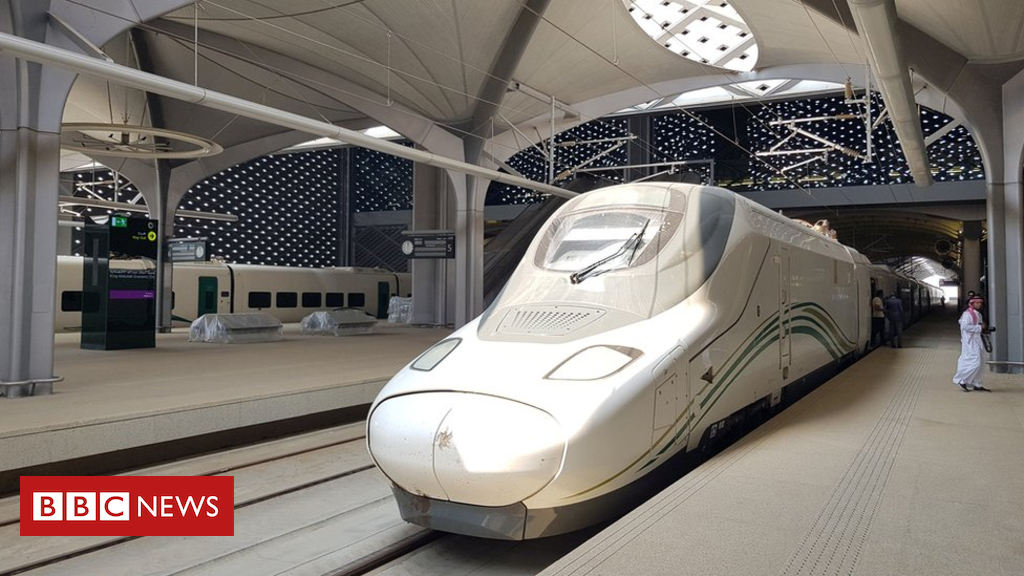 103571360 mediaitem103571359 - Saudi Arabia opens high-speed railway linking holy cities