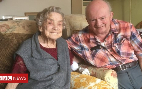 103591543 img 0283 - 100-year-old Norah Witkiss 'excited' to wed Malcolm Yates, 74