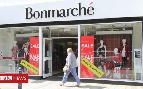 103596701 bonn - Bonmarche shares sink 20% on profit warning