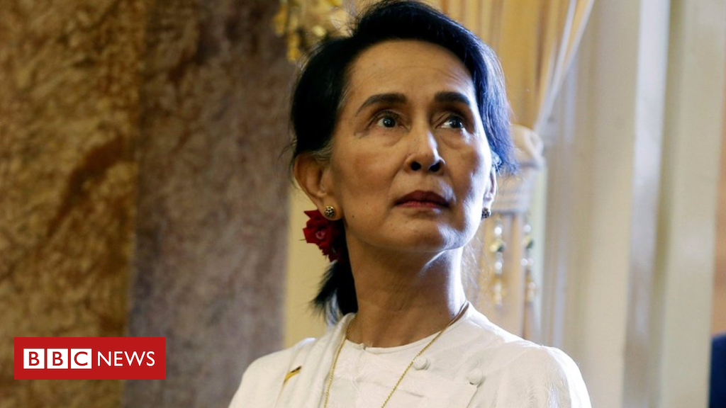 103609015 mediaitem103405354 - Canada MPs vote to strip Aung San Suu Kyi of honorary citizenship