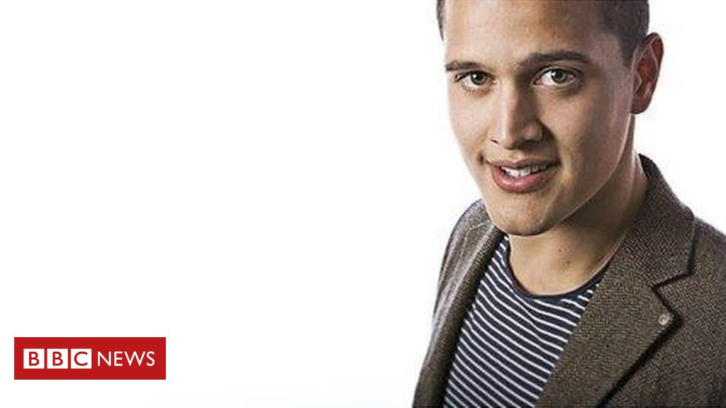 103609379 nickconrad - BBC's Nick Conrad gets French rapper death threats