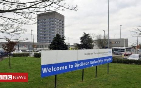 92636174 tv017797483 - Man taken to Basildon Hospital after Tilbury shooting