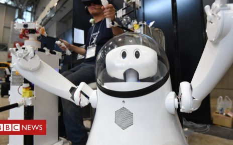 99759482 gettyimages 612355786 - WEF: Robots 'will create more jobs than they displace'