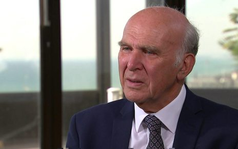 p06lfr8q - Back another EU referendum, Sir Vince Cable tells Theresa May