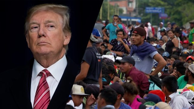 1540427249 785 Migrant caravan What is it and why does it matter - Art of the Deal: How Trump's own book explains his battle for the border wall