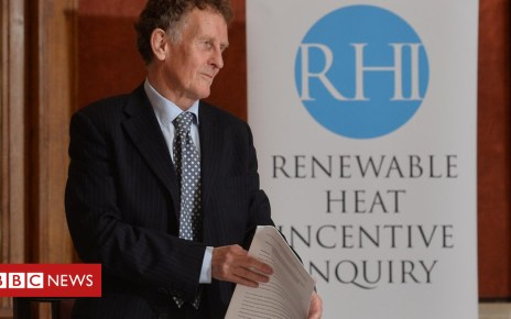 100784689 pacemaker opening of the rhi inquiry 10 - Charity Commission considers 'misleading' RHI claims