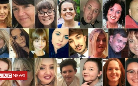 102042835 mediaitem102042833 - Manchester Arena bomb inquests 'at least a year away'