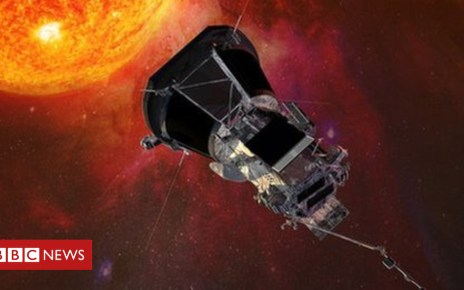 102916041 observingsunposter jhu apl - Parker Solar Probe: Nasa's Sun mission smashes records