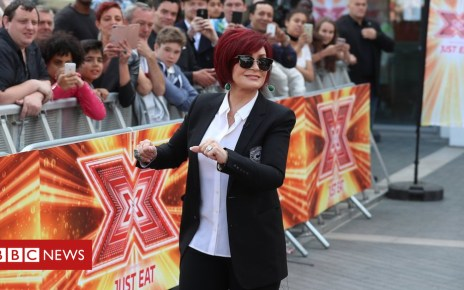 103641899 gettyimages 820430264 - Sharon Osbourne pulls out of the X Factor live shows