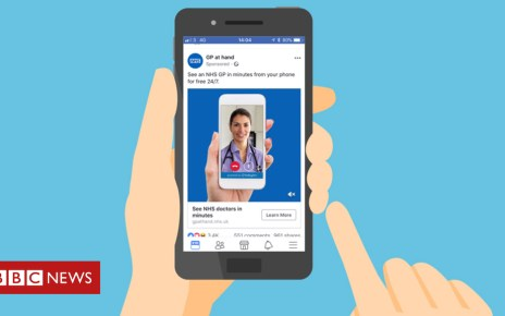 103675206 gettyimages 976 composite nhs - GP at Hand's smartphone doctor ads ruled misleading
