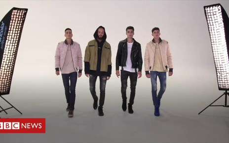 103675968 p06mrvm1 - Brothers from Chechnya defy critics to become top models