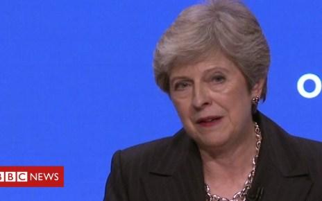 103687002 p06mv4l6 - '2nd referendum would be politicians' vote'