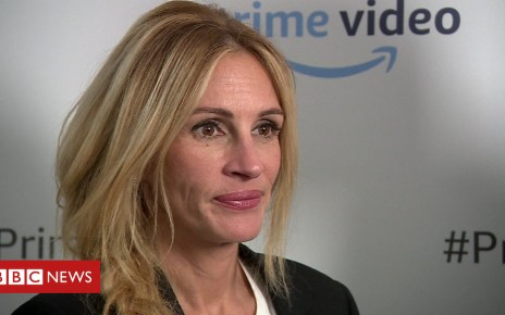 103694765 p06mwjgq - Julia Roberts: Kavanaugh appointment would have 'long-lasting effect'