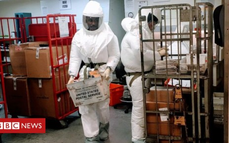 103694824 gettyimages 1044727796 - Pentagon quarantine 'sparked by castor seeds' not ricin poison